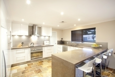 glass kitchen splashbacks in Perth
