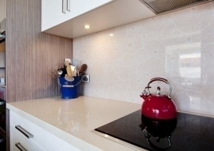 digital image glass splashbacks